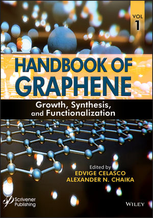 Handbook of Graphene: Growth, Synthesis, and Functionalization, Volume 1