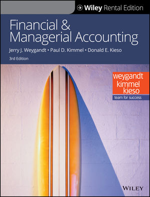 Financial & Managerial Accounting, 3rd Edition