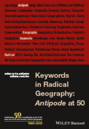 Keywords in Radical Geography: Antipode at 50