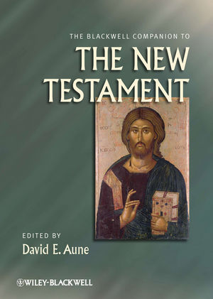 The Blackwell Companion to The New Testament (1405108258) cover image