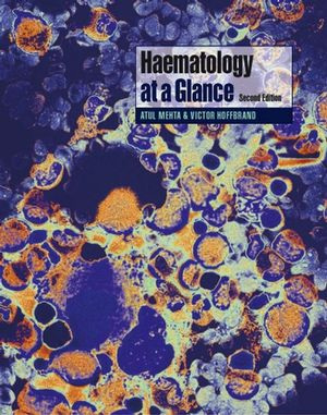 Haematology at a Glance, 2nd Edition (1405144858) cover image