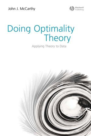 Doing Optimality Theory: Applying Theory to Data (1405151358) cover image