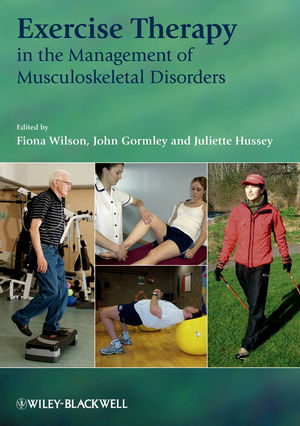 Exercise Therapy in the Management of Musculoskeletal Disorders (1444340158) cover image