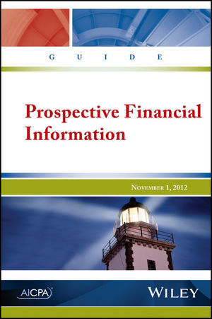 Guide: Prospective Financial Information  (1937351858) cover image