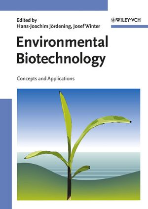 Environmental Biotechnology: Concepts and Applications (3527305858) cover image