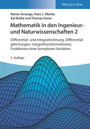 Mathematik fur Ingenieure und Naturwissenschaftler 2