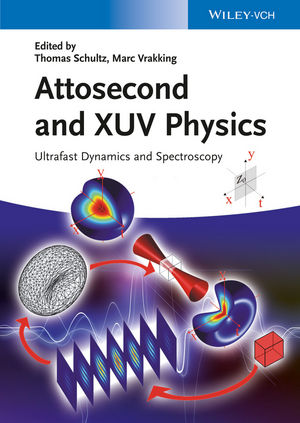 Attosecond and XUV Spectroscopy: Ultrafast Dynamics and Spectroscopy (3527677658) cover image