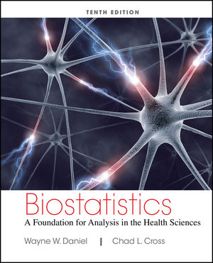 Biostatistics: A Foundation for Analysis in the Health Sciences, 10th Edition (EHEP002458) cover image