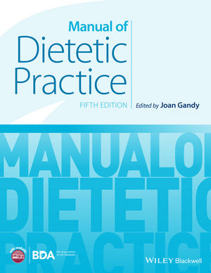 Manual of Dietetic Practice, 5th Edition (EHEP003158) cover image