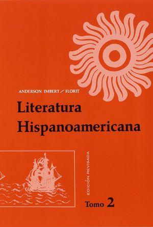 Literatura Hispanoamericana, Edición revisada, Tomo 2