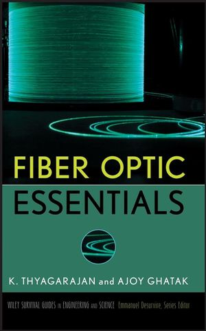 Fiber Optic Essentials  (0470152559) cover image