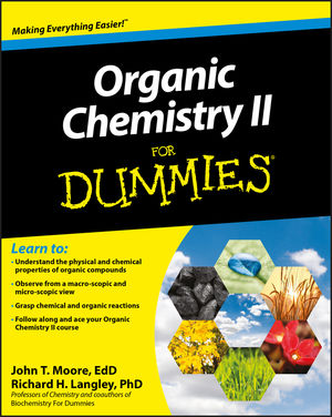 organic chemistry for dummies