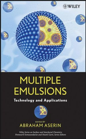 Multiple Emulsion: Technology and Applications (0470209259) cover image