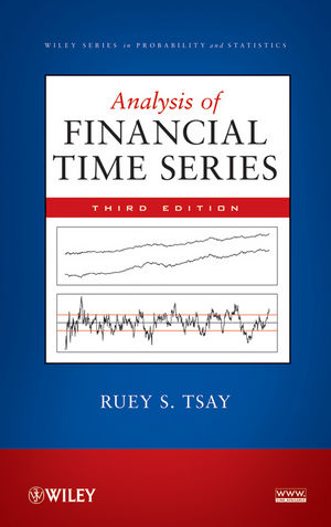 Analysis of Financial Time Series, 3rd Edition