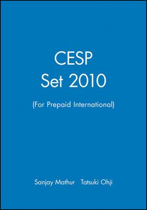 CESP Set 2010 (For Prepaid International) (0470594659) cover image