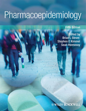 Pharmacoepidemiology, 5th Edition (0470654759) cover image