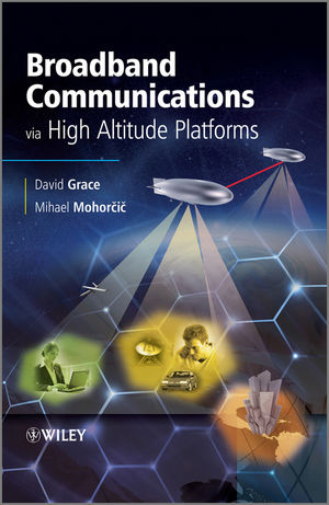 Broadband Communications via High-Altitude Platforms (0470694459) cover image