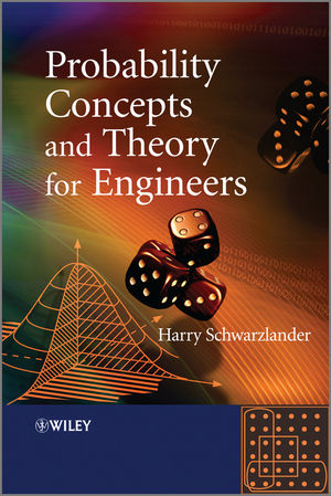 Probability Concepts and Theory for Engineers (0470748559) cover image