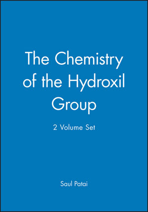 The Chemistry of the Hydroxil Group