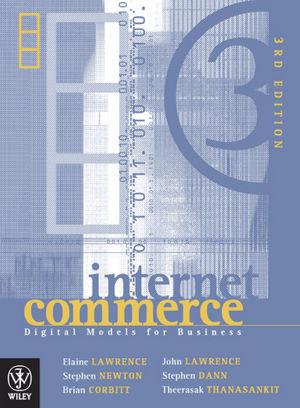 Internet Commerce: Digital Models for Business, 3rd Edition (0470802359) cover image