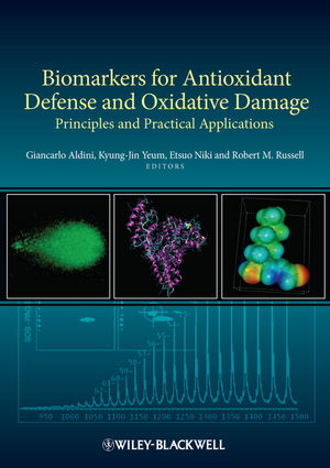 Biomarkers for Antioxidant Defense and Oxidative Damage (0470961759) cover image