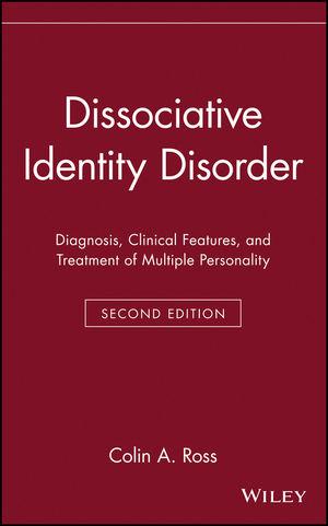 Dissociative disorder essay