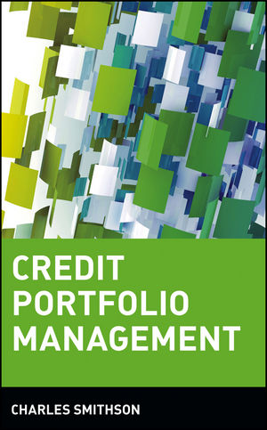Credit Portfolio Management (0471324159) cover image