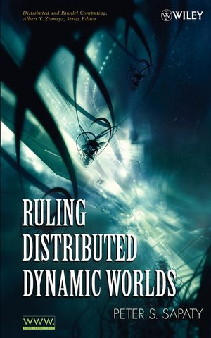 Ruling Distributed Dynamic Worlds