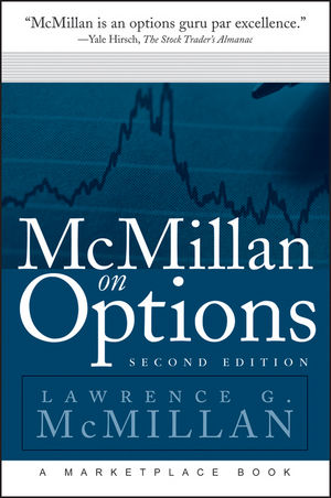 McMillan on Options, 2nd Edition