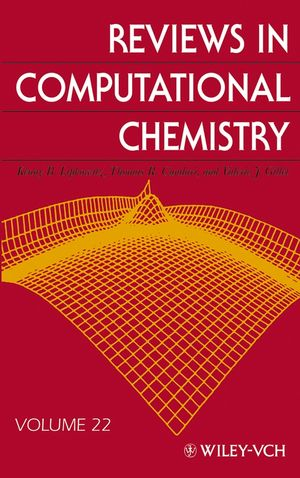 Reviews in Computational Chemistry, Volume 22 (0471780359) cover image