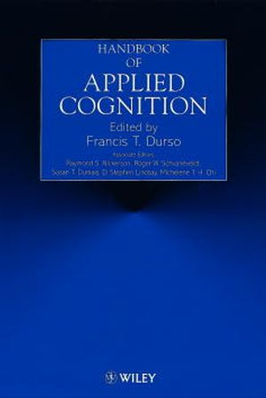 Handbook of Applied Cognition (0471977659) cover image