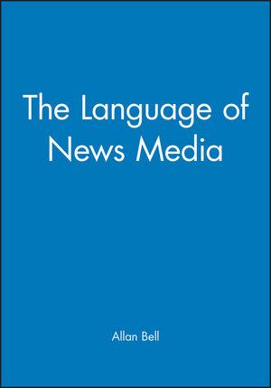 The Language of News Media