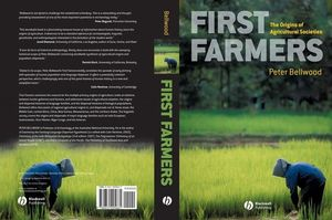 First Farmers: The Origins of Agricultural Societies (0631205659) cover image