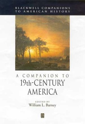 A Companion to 19th-Century America (0631209859) cover image