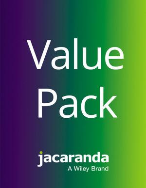 Jacaranda History Alive 9 Victorian Curriculum LearnOn & Print + Jacaranda World History Atlas