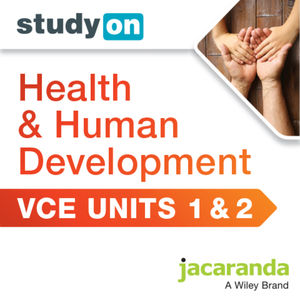 StudyOn VCE Health and Human Development Units 1 and 2 2e (Online Purchase)