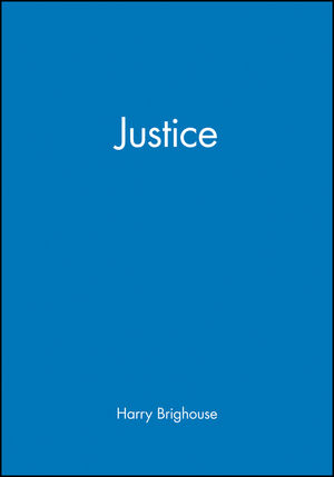 Justice (0745625959) cover image