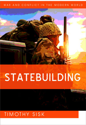 Statebuilding (0745663559) cover image