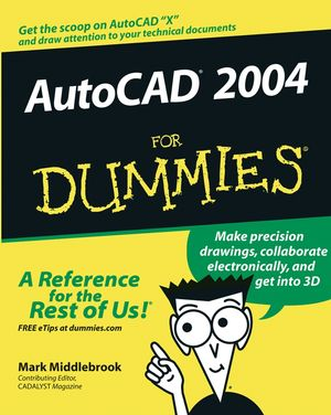 AutoCAD 2004 For Dummies