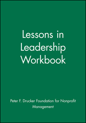 Lessons in Leadership Workbook (0787943959) cover image