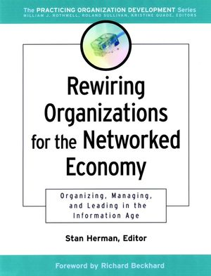 Rewiring Organizations for the Networked Economy: Organizing, Managing, and Leading in the Information Age