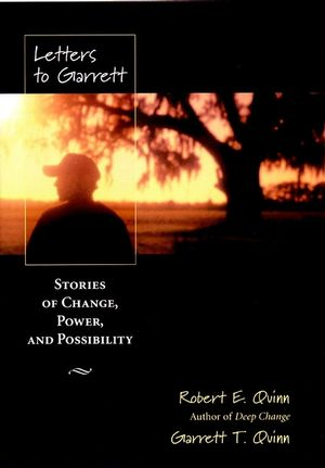 Letters to Garrett: Stories of Change, Power and Possibility (0787961159) cover image