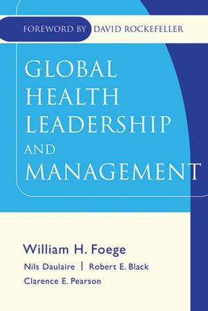 Global Health Leadership and Management (0787979759) cover image