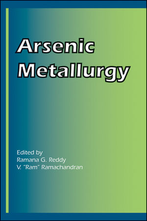 Arsenic Metallurgy (0873395859) cover image