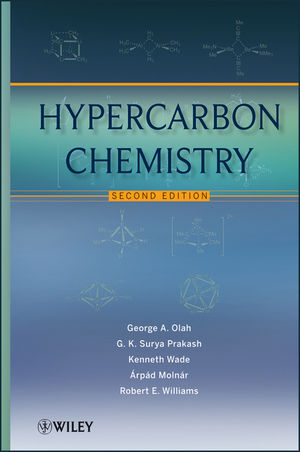 Hypercarbon Chemistry, 2nd Edition (1118016459) cover image