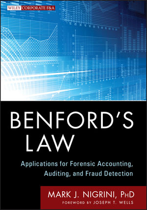Benford's Law: Applications for Forensic Accounting, <span class='search-highlight'>Auditing</span>, and Fraud Detection