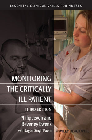 Monitoring the Critically Ill Patient, 3rd Edition (1118276159) cover image