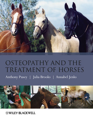 Osteopathy and the Treatment of Horses (1118297059) cover image