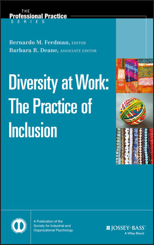 Diversity at Work: The Practice of Inclusion (1118415159) cover image