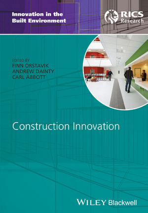 Construction Innovation (1118655559) cover image